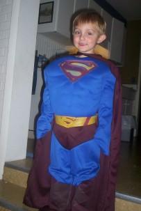 Lennon as Superman 2006