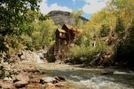 Crystal Mill, CO by Rick Anderson