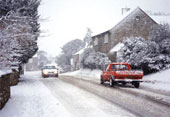 car-truck-snow